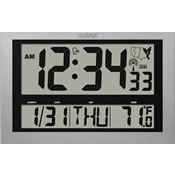 Digital Clock Thermometers