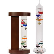 Galileo Thermometers