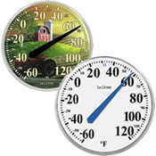 La Crosse Classic Dial Thermometers