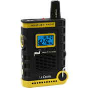 La Crosse Weather Radios