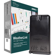 WeatherLink Software
