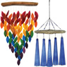Crystal & Glass Wind Chimes