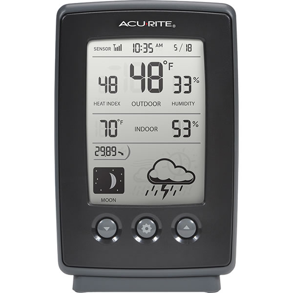 AcuRite 00829 AcuRite 00829 Digital Wireless Weather Station