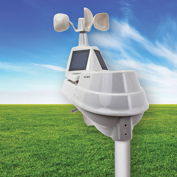 AcuRite 01024M, AcuRite 01024M Wireless Weather Station with