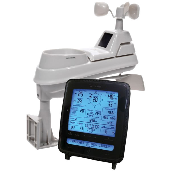 Home Weather Station Wireless Reviews