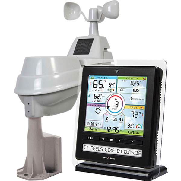 AcuRite 01536M - AcuRite 01536M, AcuRite 01536M Complete Wireless Weather Station