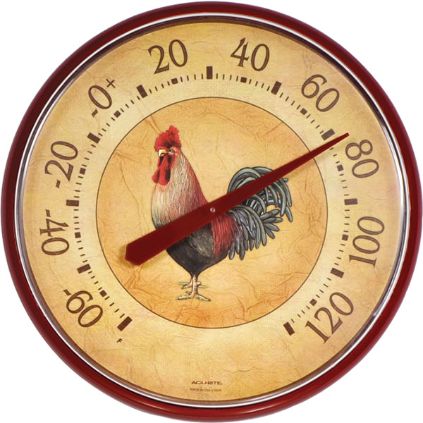acurite indoor outdoor thermometer instructions