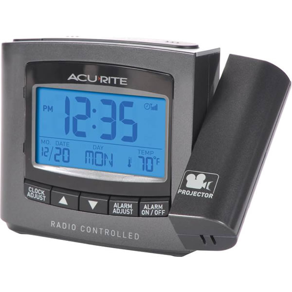 projection alarm clock and weather monitor The best weather monitoring clocks in ambient weather rc-8427 radio controlled projection alarm clock the weather monitoring clocks have an important role to.