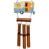 Cohasset Camper Trailer Bamboo Windchime