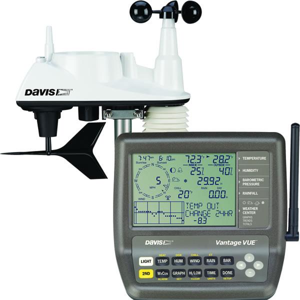 DAVIS INSTRUMENTS 6250 Vantage Vue Wireless Weather Station