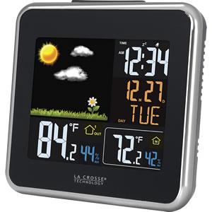 la crosse weather station 308a manual