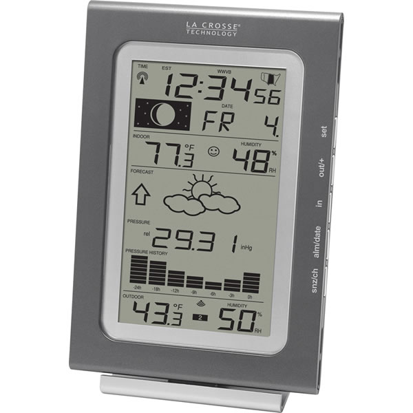 Outdoor Wireless Thermometers, Wireless Thermometer Outdoor ...