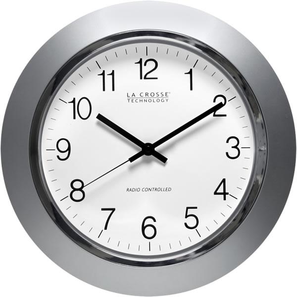 la crosse radio controlled clock manual