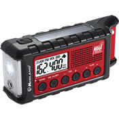 Portable Weather Radios