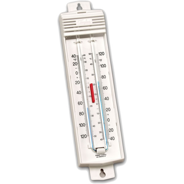 100 Taylor Indoor Wall Thermometer 5154 Amazon Com