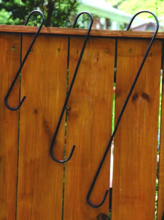 Wind River Stainless Steel Extension/Tree Hooks