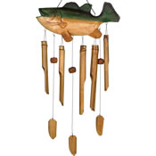 Woodstock Bass Fish Chime